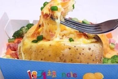 1831土豆Uncle小吃 让食客们都喜爱