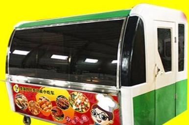 无烟烧烤小吃车哪个好 美味时代质量好吗