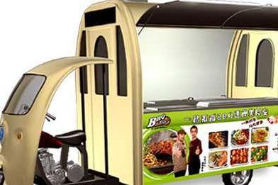 多功能美食卤菜车有哪些品牌 加盟一路飘香更容易