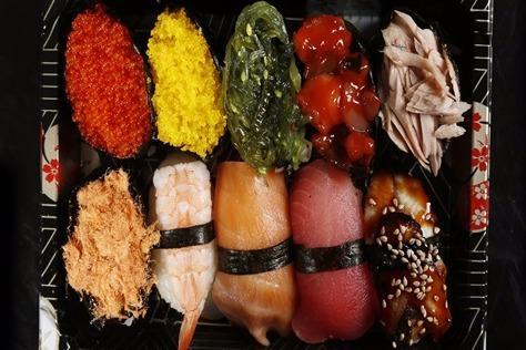 嘿店寿司小吃