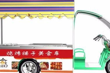 多功能小吃车如何做市场定位 有哪些多功能小吃车品牌