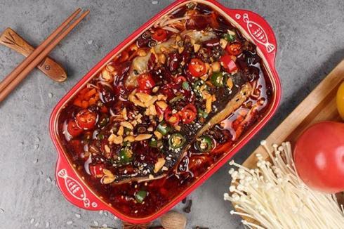 鱼谷稻烤鱼饭