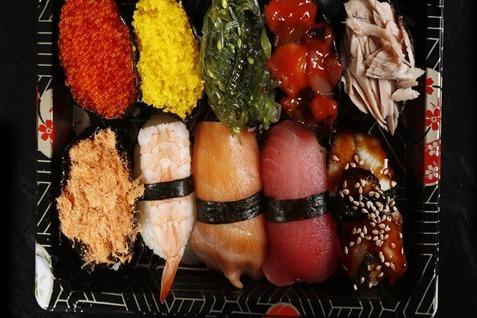 哪里有学寿司的 学寿司到哪里