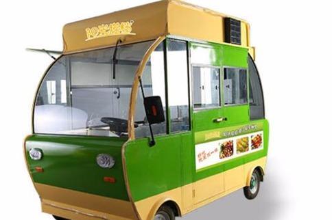 一路飘香小吃车可以代理吗 做代理商总共需要多少费用