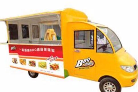 小吃车移动店加盟费多少 加盟条件是什么