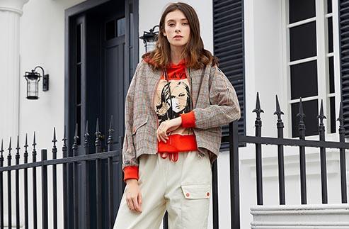 开时尚女装店如何选址 金蝶茜妮多年运营经验来帮你