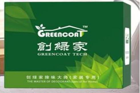 现在开创绿家除甲醛有前景吗