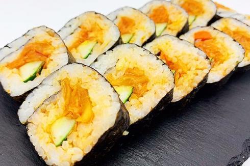 寿司品牌如何去选择 卷卷の店受到顾客青睐