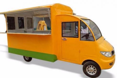 创业选择小吃车**吗 大概能*多少