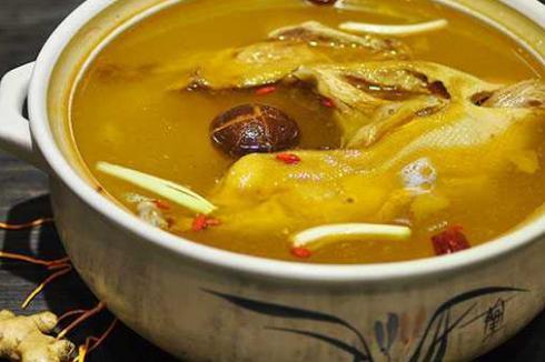 重庆养生汤锅哪个好吃