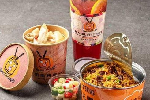 特色易拉罐炒饭有市场吗