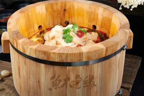 哪里有卖做木桶鱼的木桶 县城投资生意好做吗