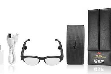 智能骨传导眼镜助听器的效果怎么样