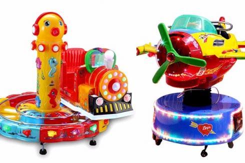 儿童游乐设施哪种挣*