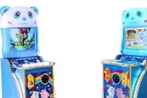 小型儿童游乐设施代理利润大吗