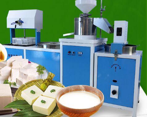 小型全自动豆腐生产设备多少*一台