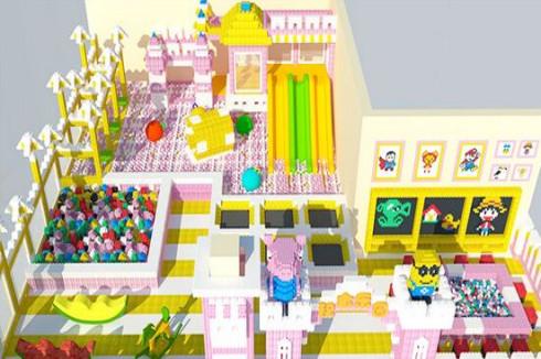大帝鹅百变积木儿童乐园属于哪个公司呢 开店保障