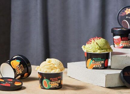 美其林冰淇淋