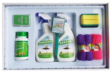 绿之源家电清洗是一个知名的连锁品牌