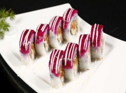 开一家嘿爱你寿司怎么样