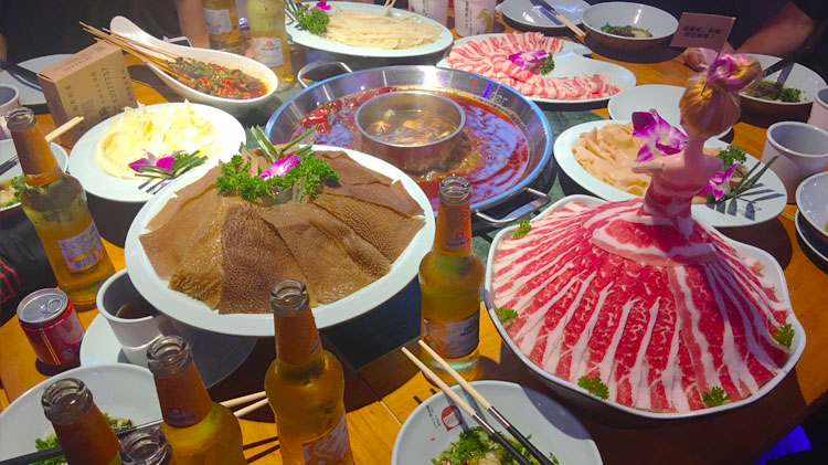 重庆正宗的老火锅在哪里