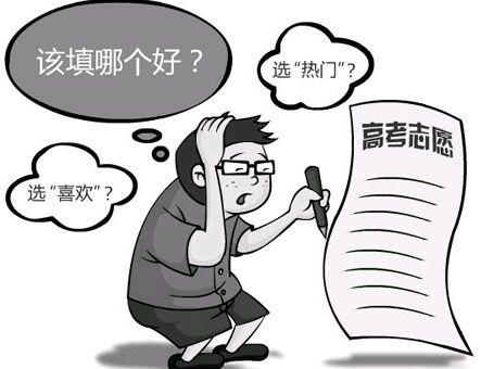 高考志愿如何选择专业