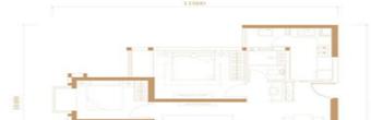 金地九樾户型评测:以三房为主,布局紧凑