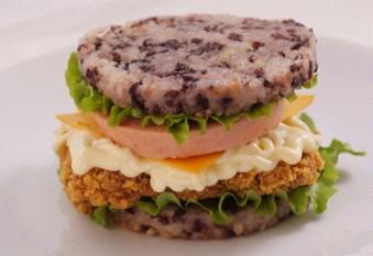 汉堡美食资金+米台湾快速实现美食v美食蛙天下特色图片