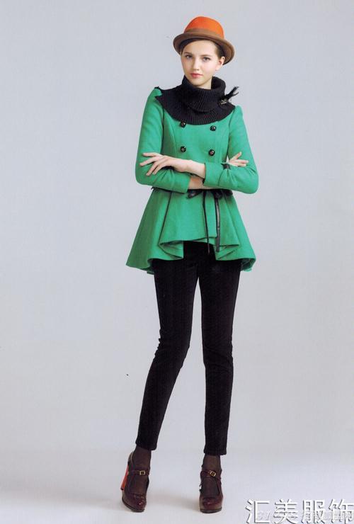 2013年冬季流行23街女装助你开店 高清图片