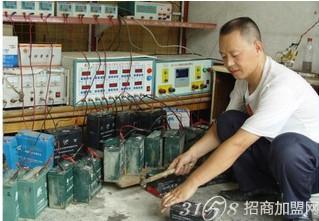 铁骆驼电瓶维修