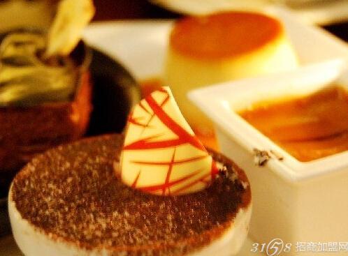 立方蜜私房甜品 创业首选项目