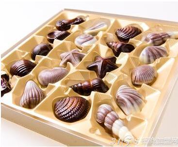 香滑柔顺的口感,让您品尝巧克力的美味时还能感受到来自海洋的魔力.