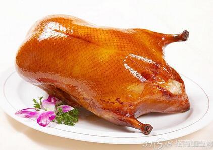 老北京脆皮烤鸭加盟店