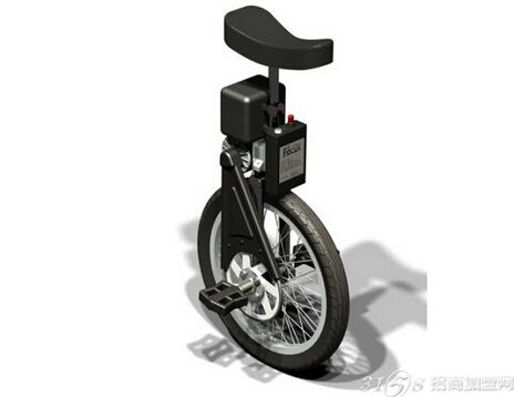 动力一号自平衡独轮车