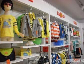 贝贝依依专卖店 店店好生意图片