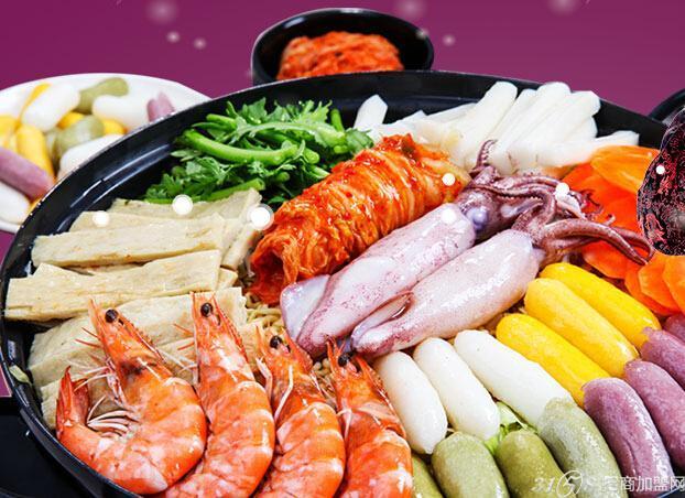 哈萨克斯坦冷饮火锅_kiumi韩式年糕火锅店,不同于冷饮店,单纯的烧烤或火锅店,kiumi韩式