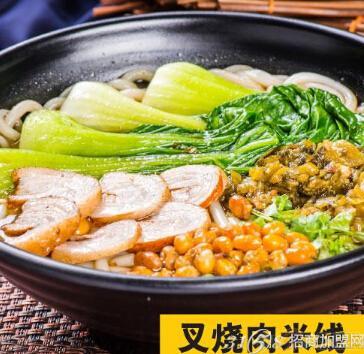 金牌叉烧肉加盟 开启餐饮叉烧肉米线让食者一见倾心