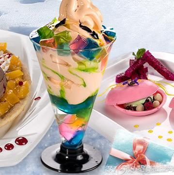 8平米小店,15大系列,雪乐薇冰淇淋总部让加盟商不在因为产品单一而