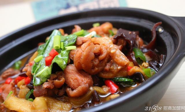吉东家黄焖鸡米饭