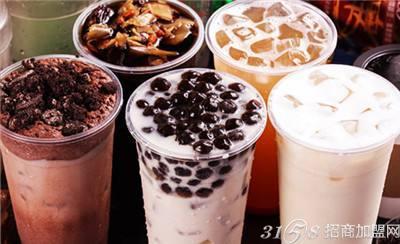上海知名奶茶店品牌有哪些