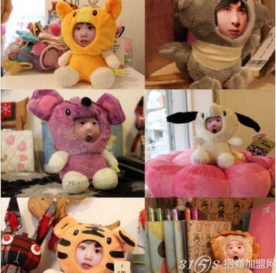 72变3D玩偶