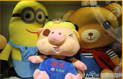 儿童玩具加盟店哪个好