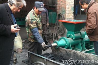 多少原料能出一吨炭