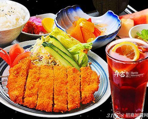 弁当物语日式便当怎么样