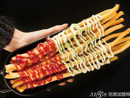 薯战薯决长薯条好吃吗 味道不错