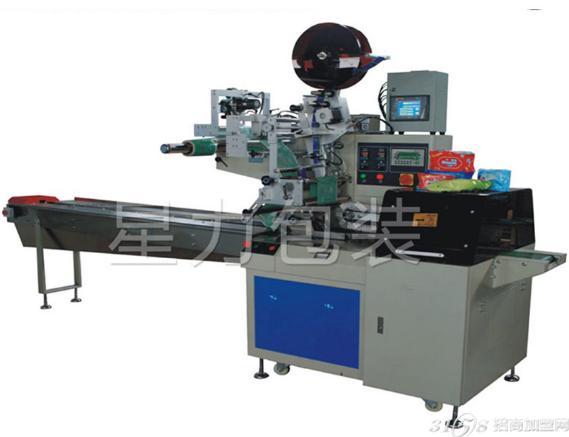 奇星餐饮湿巾机械 不止可以生产湿巾和纸巾