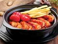 开一家虾得乐烧汁虾米饭加盟店总共要多少钱?