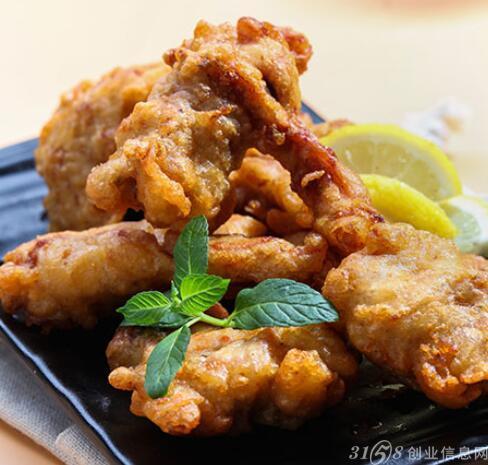 重庆汉堡炸鸡加盟店