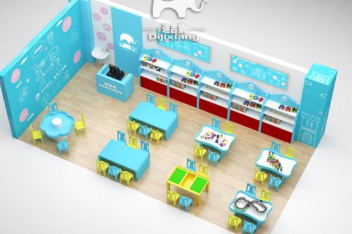 儿童益智玩具店中的佼佼者,迪吉象益智玩具体验馆.