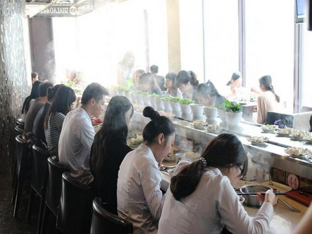 开一家尚捞小火锅店总共需要多少钱